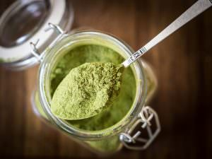 Homemade Green Chili Powder