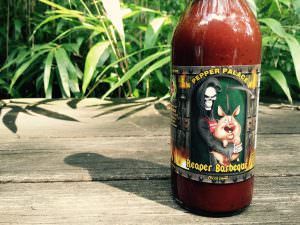 Pepper Palace Reaper BBQ Sauce