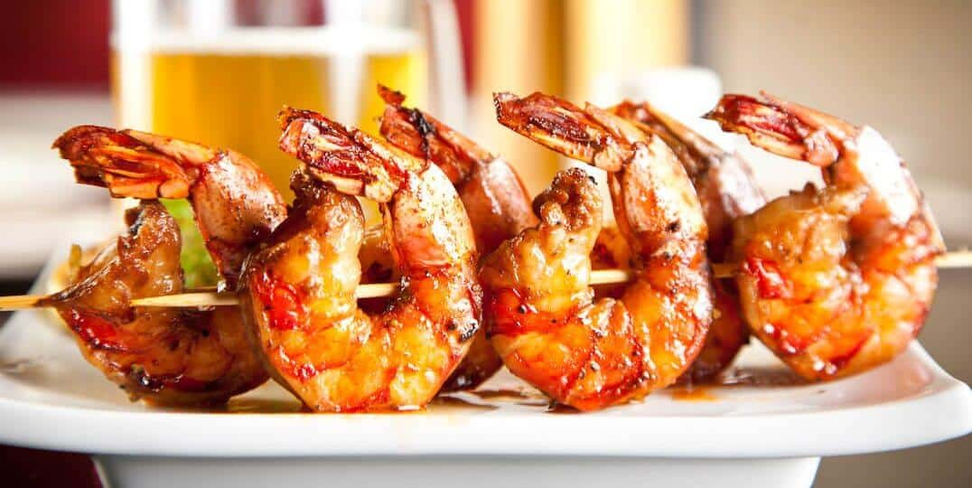 Spicy BBQ Shrimp