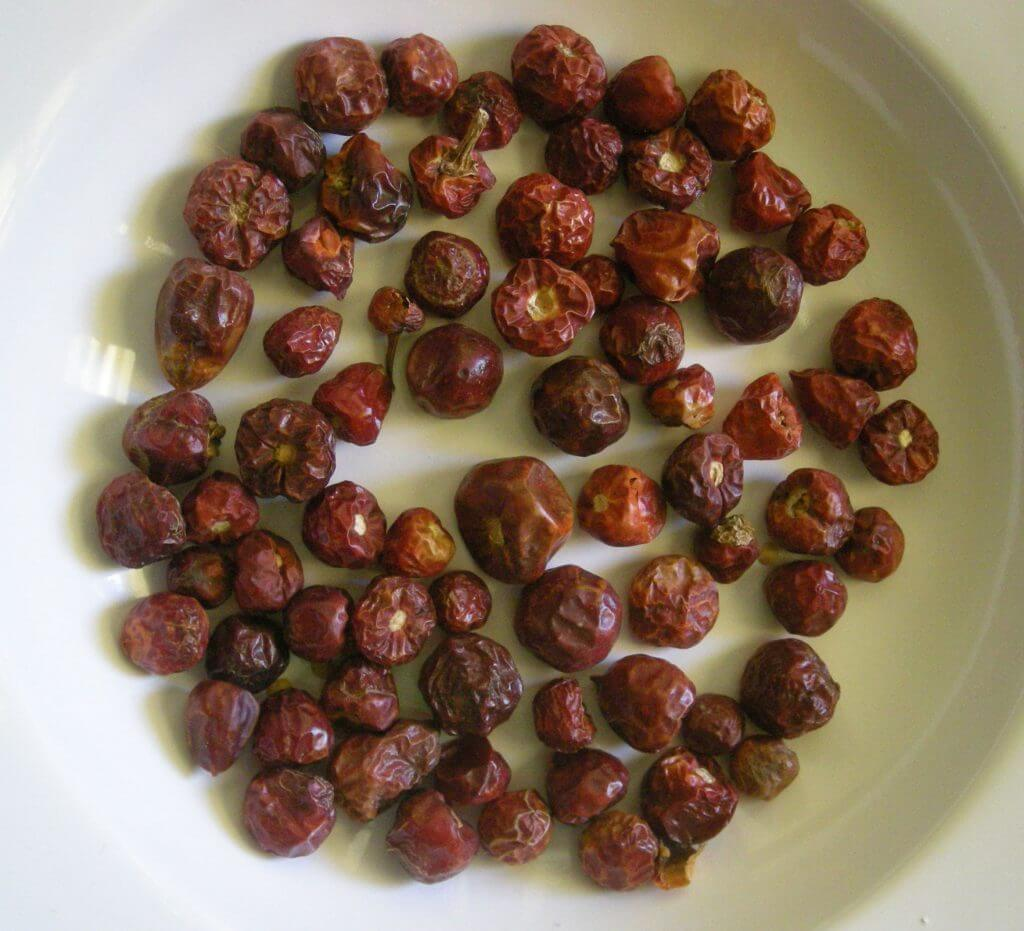 Dried Dundicut Pepper