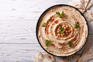 Fiery Habanero Hummus