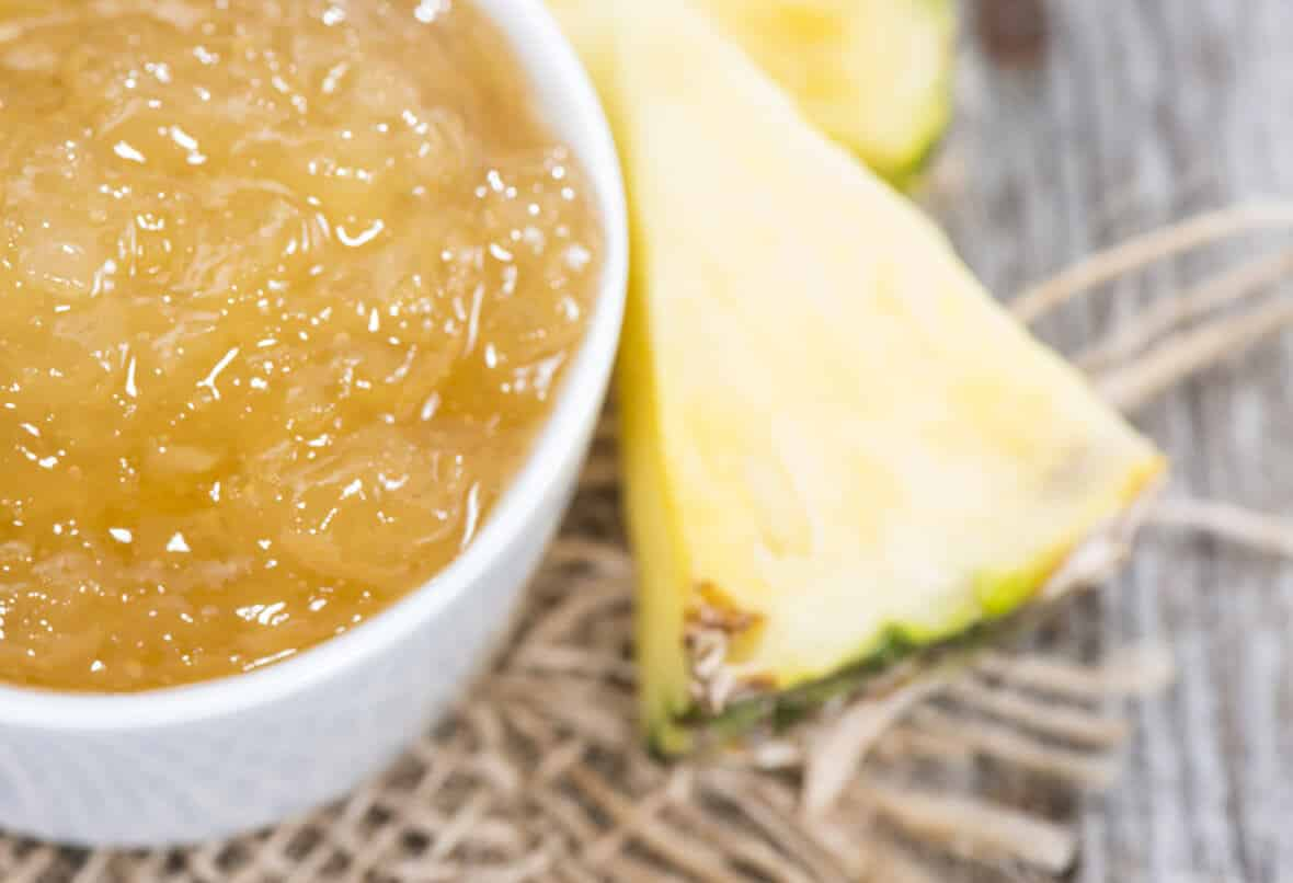 Pineapple Jalapeño Jam