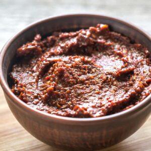 Mexican Adobo Sauce
