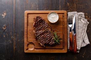 Smoked Paprika Steak