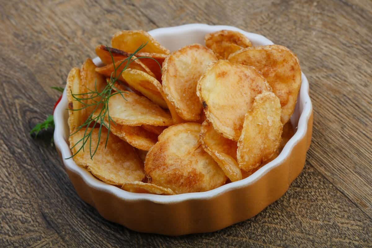 Smoked Paprika Potato Chips - PepperScale