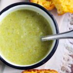 Spicy Broccoli Soup