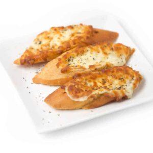 Spicy Garlic Bread