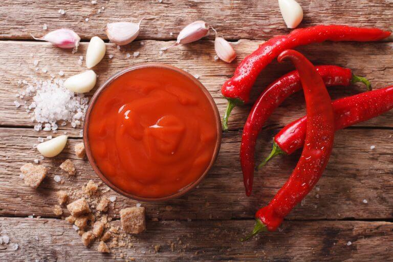 Chili Sauce Substitute