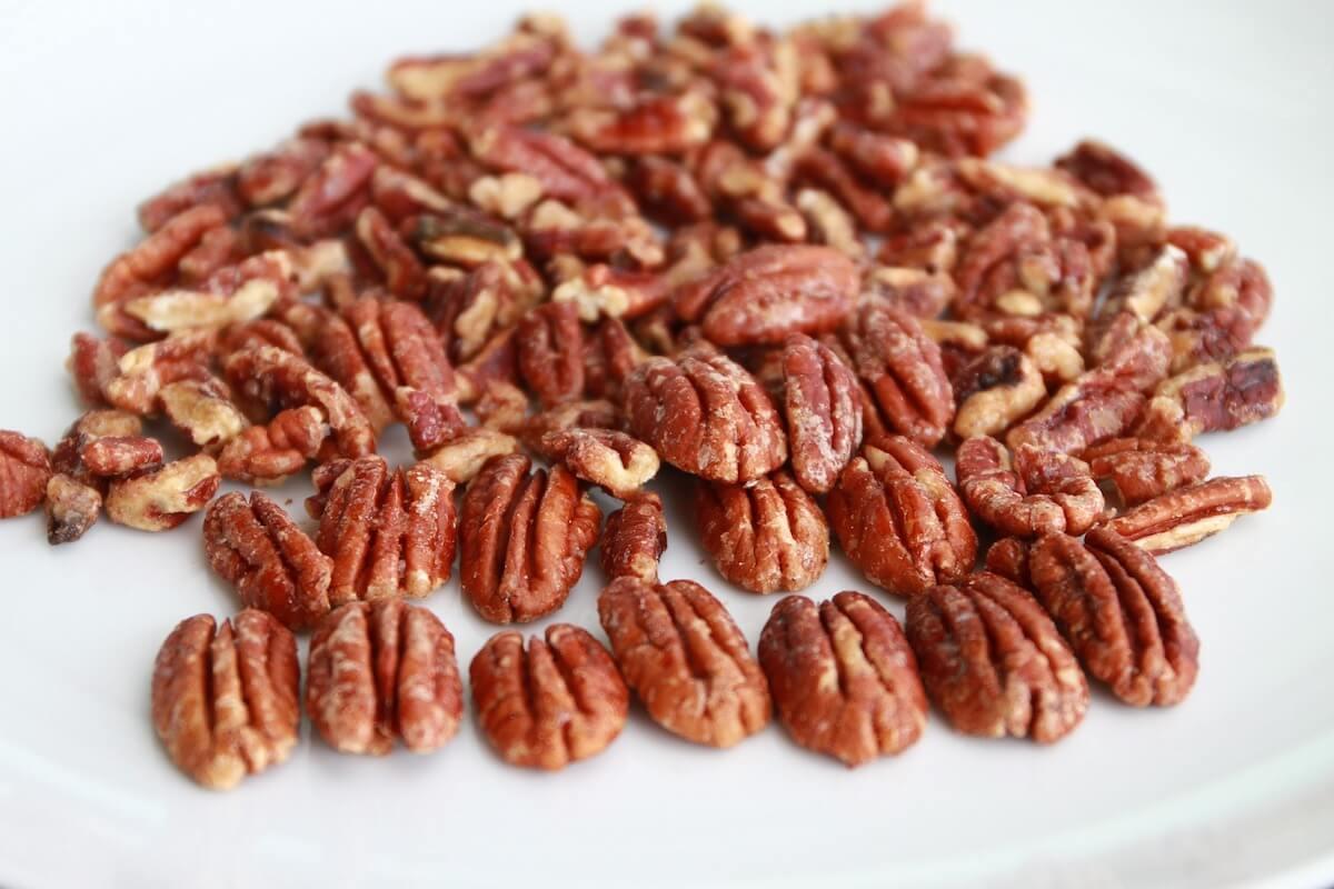 Spicy Cinnamon Pecans