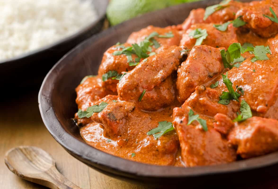 Spicy Butter Chicken - PepperScale