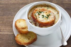 Spicy French Onion Soup