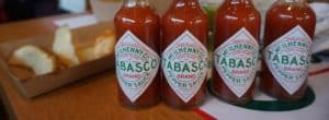 tabasco substitute