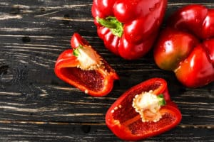 Red Pepper Nutrition