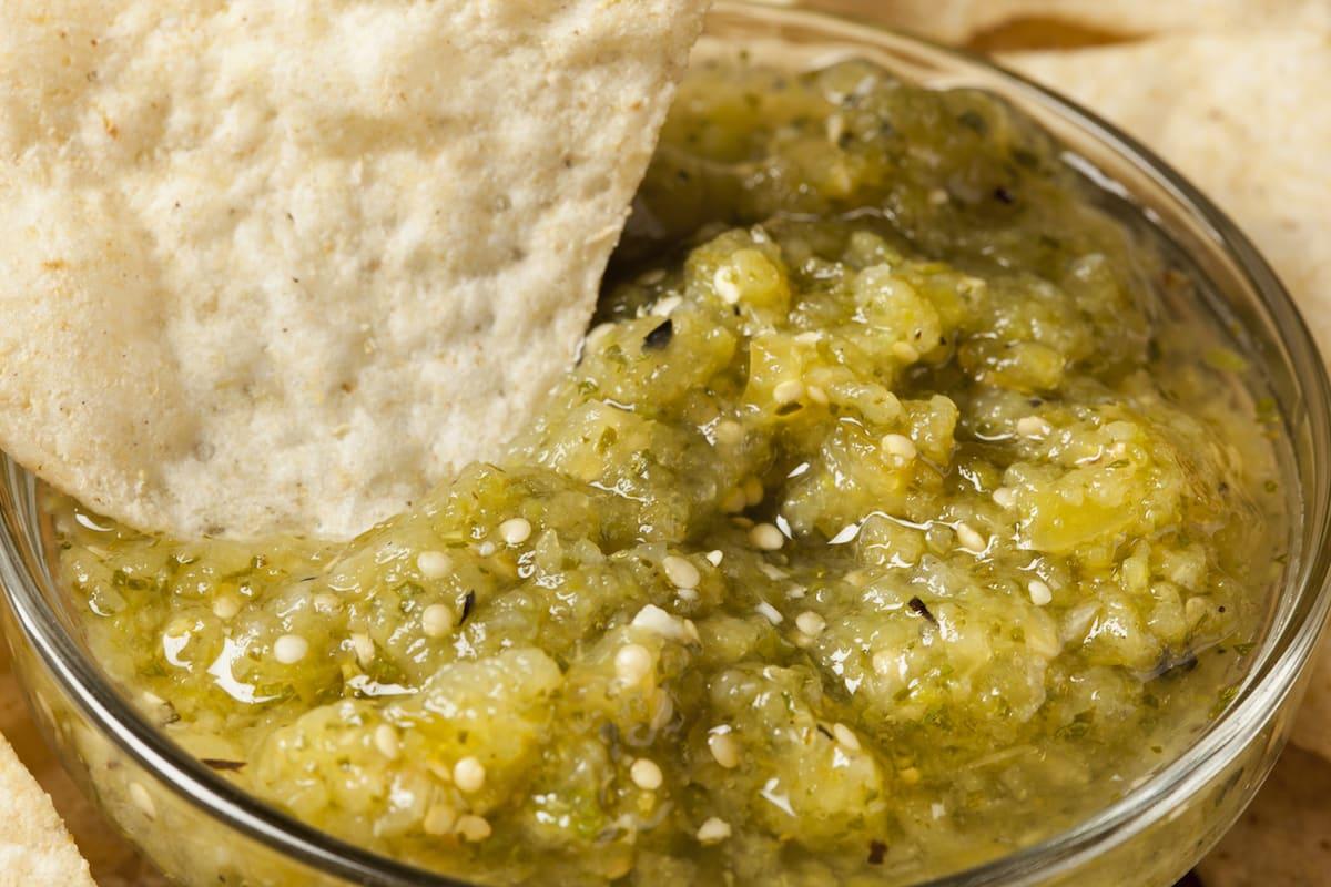 Jalapeno Salsa Verde