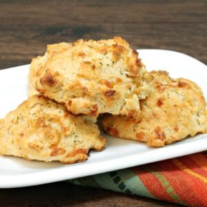 Cheddar Old Bay Biscuits