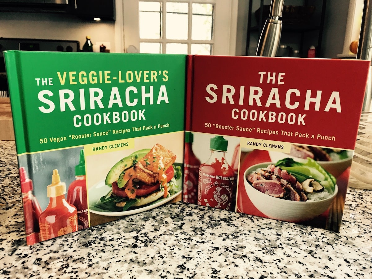 Two Hot Cookbooks For Totally Tasty Sriracha Recipes