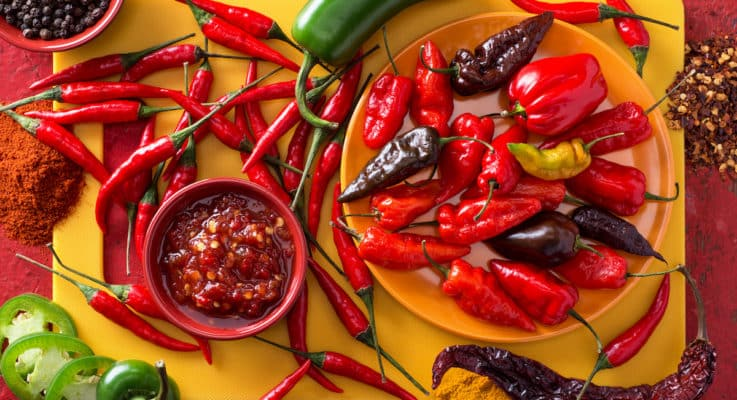 Too Hot? Building Your Spicy Food Tolerance