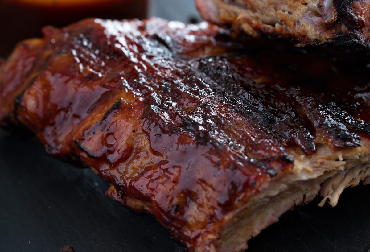 Blueberry Chipotle BBQ Sauce