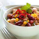 Fiery Mexican Bean Salad