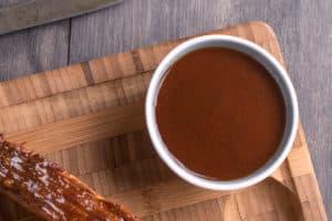 Smoky Espresso BBQ Sauce