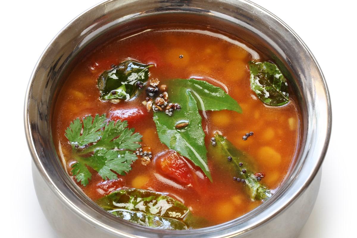 Tomato Rasam - PepperScale