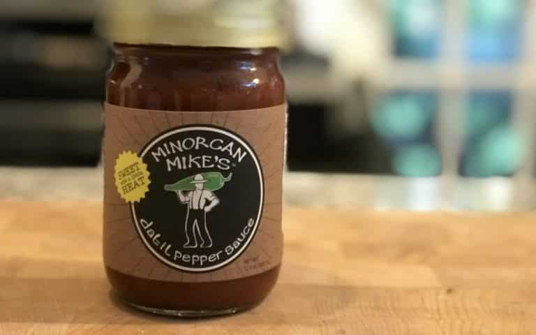 Minorcan Mikes Datil Pepper Sauce