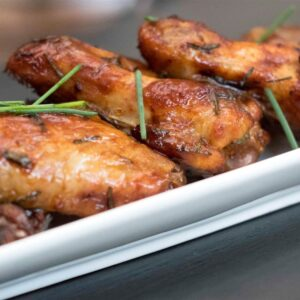 spicy maple chicken wings_1