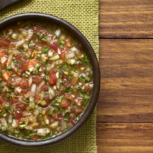 Chilean Pebre Sauce