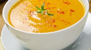 Chipotle Carrot Soup