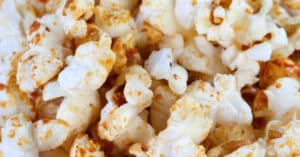 Chipotle Lime Popcorn