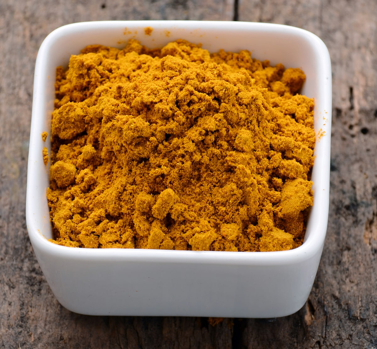 Fiery Jamaican Curry Powder