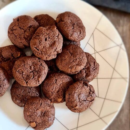 Spicy Mexican Hot Chocolate Cookies 1