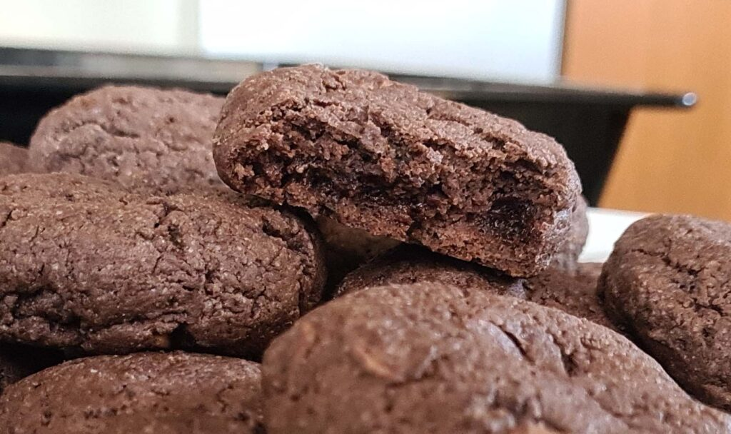 Spicy Mexican Hot Chocolate Cookies 2