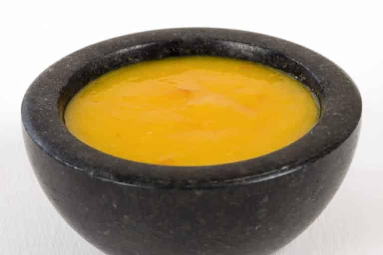 mango ginger habanero sauce