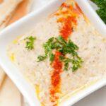 Spicy Baba Ganoush