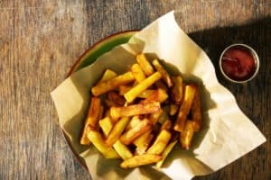 Smoky Chipotle Fries