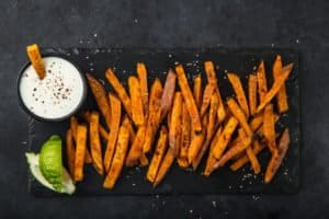 chipotle sweet potato fries