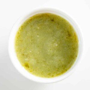 jalapeño lime vinaigrette