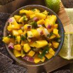 Jalapeño Mango Salsa