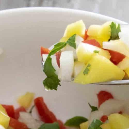 jalapeno mango salsa