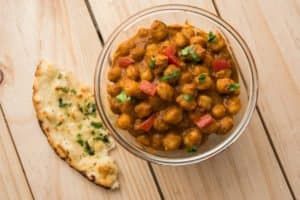 Spicy Chana Masala