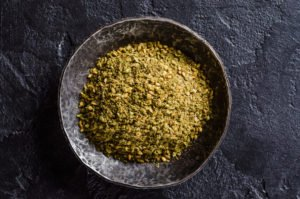 spicy zaatar seasoning