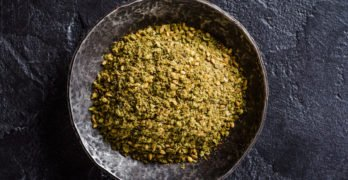Spicy Za'atar Seasoning