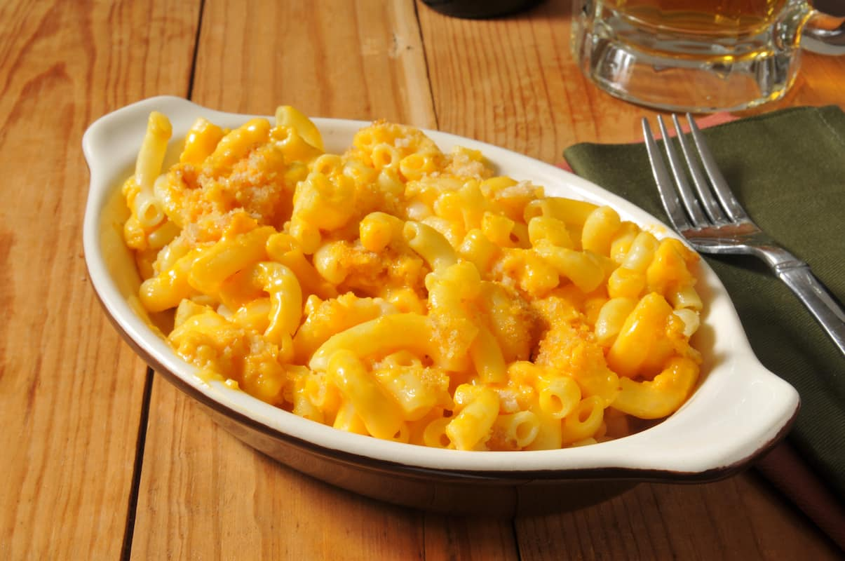 Habanero Mac And Cheese