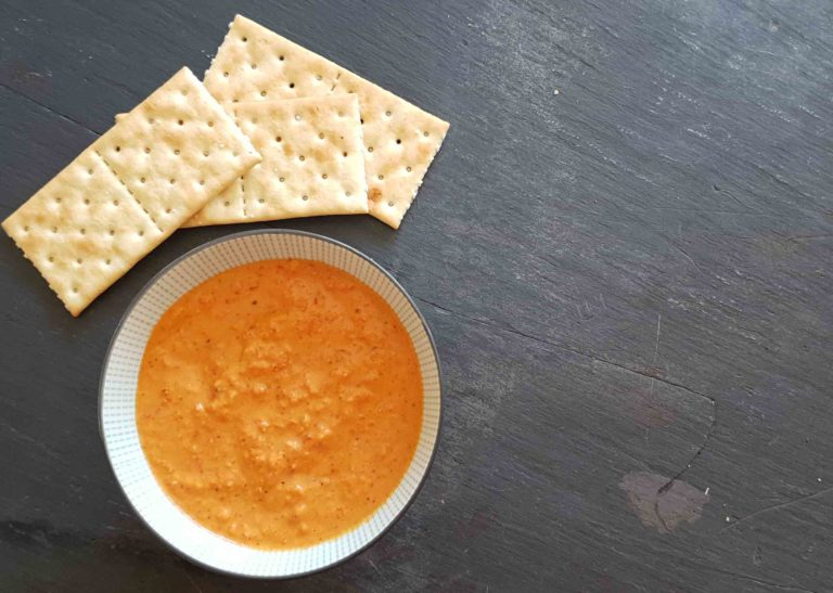 Spicy Romesco Sauce