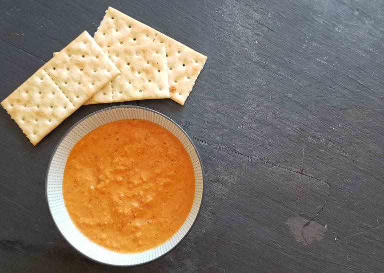 Spicy Romesco Sauce