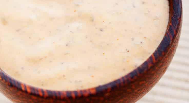 Cajun Ranch Dipping Sauce