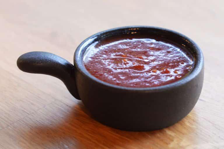 cherry habanero bbq sauce