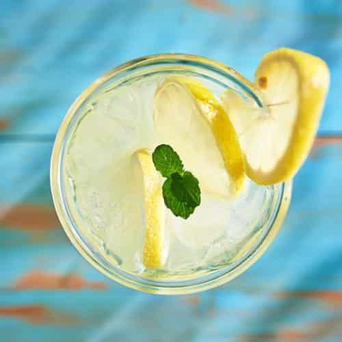 habanero lemonade