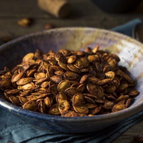 Chipotle Pumpkin Seeds
